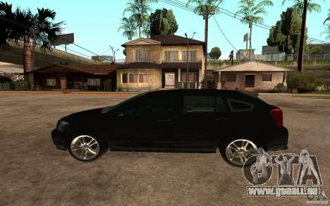 Dodge Caliber für GTA San Andreas linke Ansicht