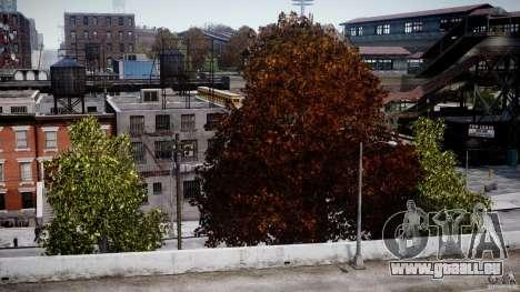 Realistic trees 1.2 für GTA 4 dritte Screenshot