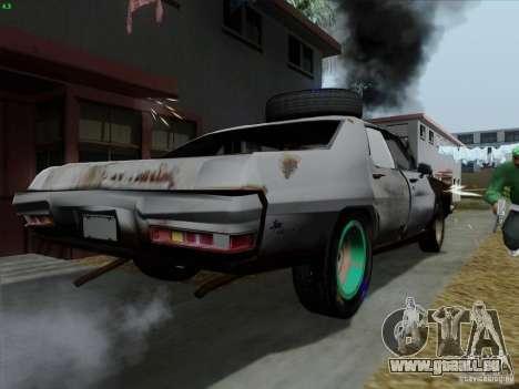 BETOASS car für GTA San Andreas rechten Ansicht