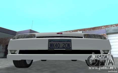 Saturn Ion Quad Coupe für GTA San Andreas linke Ansicht