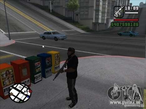 Petite anecdote pour GTA San Andreas