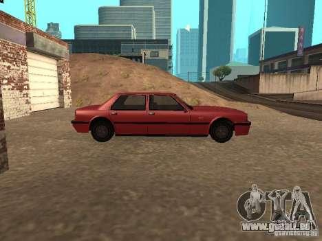 Vincent standard pour GTA San Andreas laissé vue