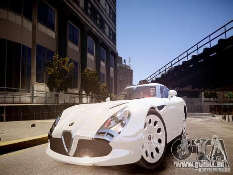 Alfa Romeo TZ3 Stradale Zagato pour GTA 4