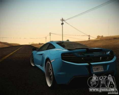 ENBSeries by ibilnaz v 2.0 pour GTA San Andreas