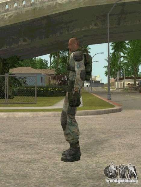 Lebedev von Stalker clear sky für GTA San Andreas zweiten Screenshot