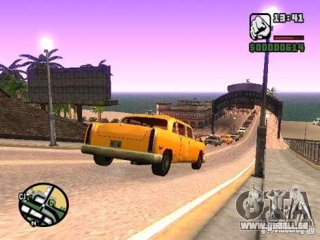 Timecyc BETA 2.0 pour GTA San Andreas sixième écran