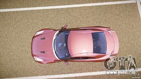Nissan GT-R R35 2010 für GTA 4 rechte Ansicht