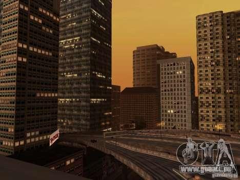 Neue Downtown Wolkenkratzer Textur für GTA San Andreas dritten Screenshot