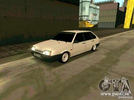 VAZ 2109 pour GTA San Andreas