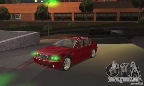 Feux verts pour GTA San Andreas deuxième écran