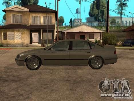 Le mérite de Gta 4 pour GTA San Andreas laissé vue