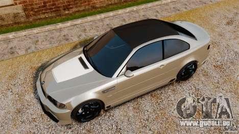 BMW M3 E46 pour GTA 4 est un droit