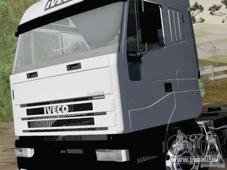 Iveco Eurostar pour GTA San Andreas moteur