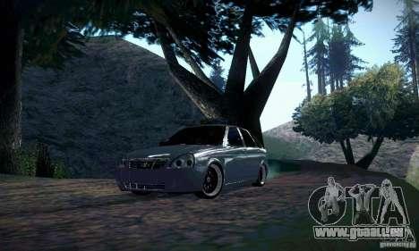 VAZ-2172 JDM für GTA San Andreas