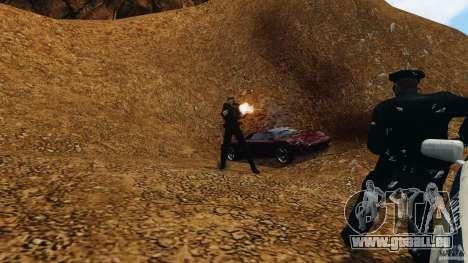 Bullet Time pour GTA 4 cinquième écran