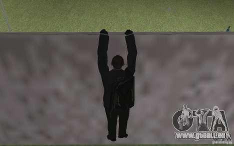 Animation von GTA IV V 2.0 für GTA San Andreas zwölften Screenshot