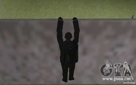 Animation de GTA IV v 2.0 pour GTA San Andreas douzième écran
