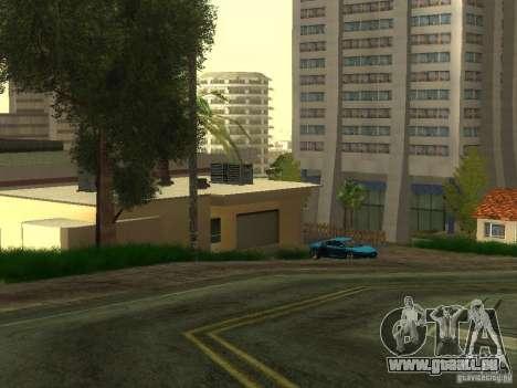 Teure Autos in der exklusiven Gegend von Los San für GTA San Andreas her Screenshot