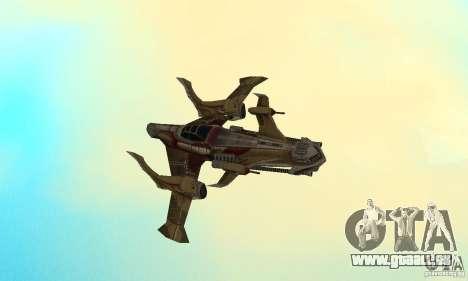 Hydra TimeShift Skin 1 für GTA San Andreas