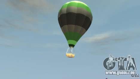 Balloon Tours option 3 für GTA 4 linke Ansicht