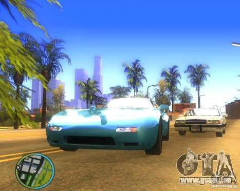 ENB Summer Version für GTA San Andreas zweiten Screenshot