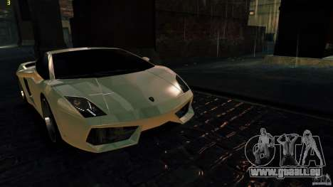 Lamborghini Gallardo Hamann für GTA 4