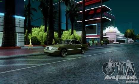 Marty McFly ENB 2.0 California Sun pour GTA San Andreas sixième écran