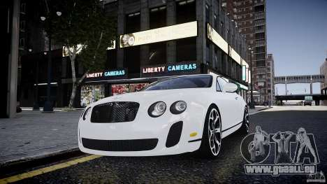 Realistic ENBSeries V1.2 für GTA 4 Sekunden Bildschirm