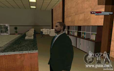 Mayor HD für GTA San Andreas zweiten Screenshot