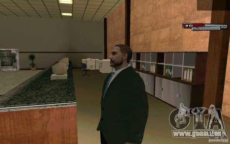 Mayor HD für GTA San Andreas zweiten Screenshot