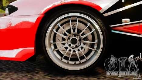 Nissan Silvia S15 Evil Empire für GTA 4 Innenansicht