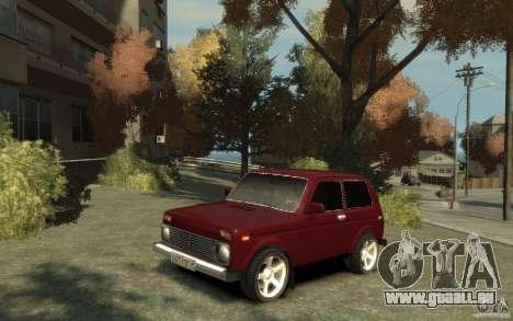 VAZ 21214 Niva pour GTA 4