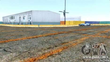 Blur Port Drift pour GTA 4 septième écran