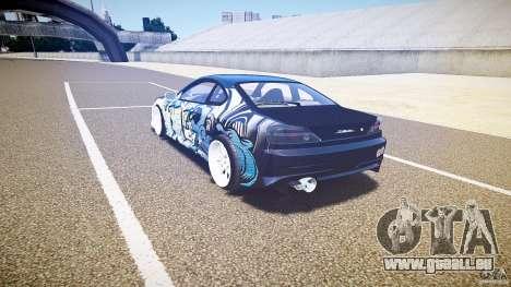 Nissan Silvia S15 Drift v1.1 für GTA 4 rechte Ansicht