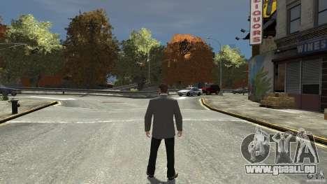 Schwarze jeans für GTA 4 dritte Screenshot
