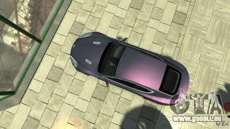Aston Martin Rapide 2010 für GTA 4 rechte Ansicht