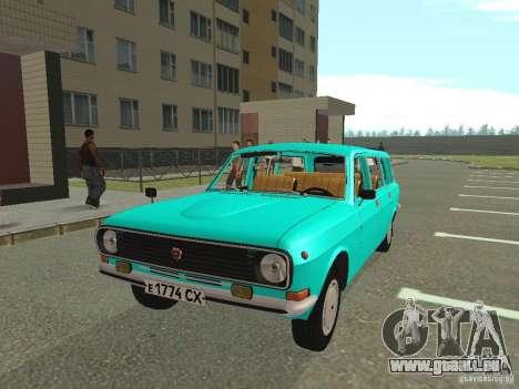 GAZ-24 Volga 12 für GTA San Andreas