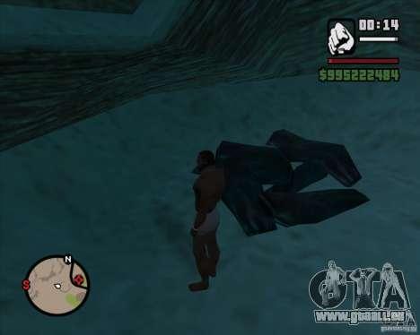 Cowboy Duell für GTA San Andreas sechsten Screenshot
