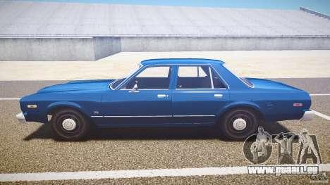 Dodge Aspen v1.1 1979 pour GTA 4 est une gauche