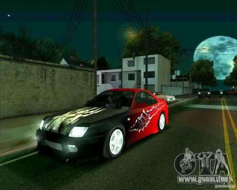Honda Prelude avec tuning pour GTA San Andreas
