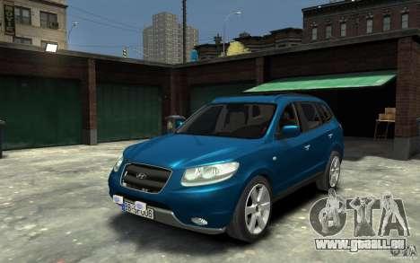 Hyundai Santa Fe für GTA 4