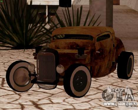 Ford Rat Rod pour GTA San Andreas