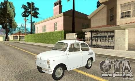 ZAZ-965 pour GTA San Andreas