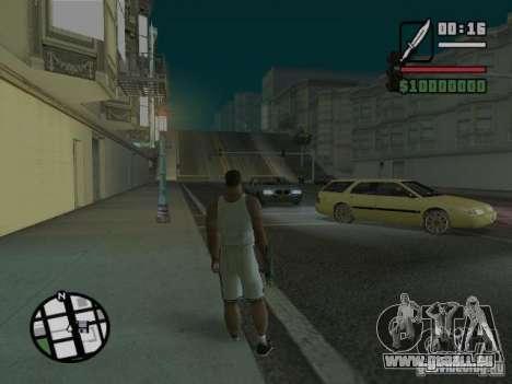 Traum für GTA San Andreas fünften Screenshot