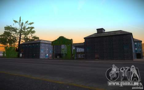 San Fierro Re-Textured für GTA San Andreas neunten Screenshot
