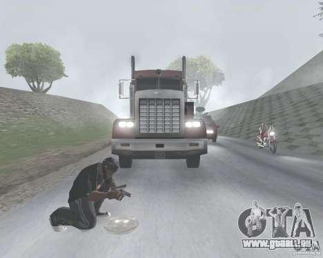 Mina v1. 0 für GTA San Andreas