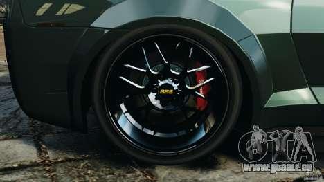 Chevrolet Camaro SS EmreAKIN Edition für GTA 4 Innenansicht