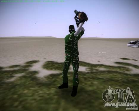 Haut wird enthüllt für GTA Vice City dritte Screenshot