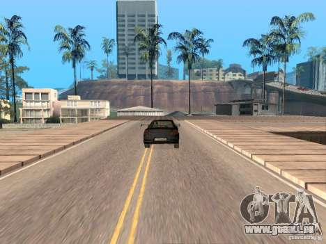 Insel-Villa für GTA San Andreas achten Screenshot