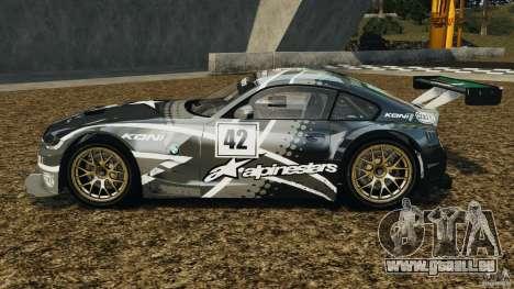 BMW Z4 M Coupe Motorsport für GTA 4 linke Ansicht
